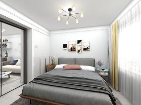 55㎡現代風居室,溫馨的港灣15910159