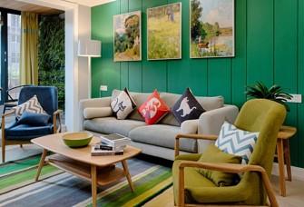 简洁、自然、人性化的家装