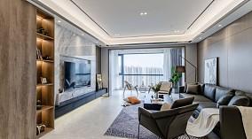 130平米轻奢风的家,诠释品质生活。16030626