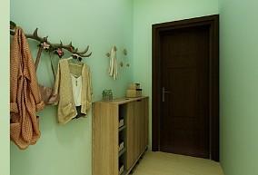 北欧风格小清新风格家装玄关北欧极简设计图片赏析