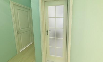 北欧风格小清新风格家装卫生间