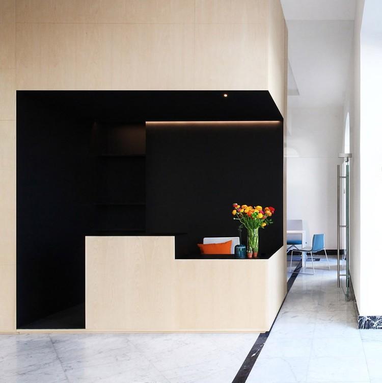 现代简约风格 大平层办公空间