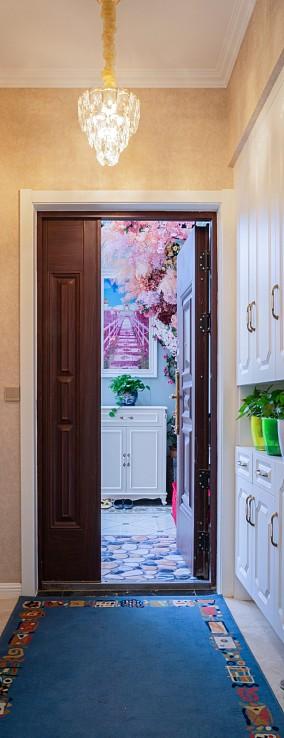 东湖观澜430平米法式风格装修玄关欧式豪华设计图片赏析