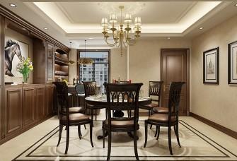 王先生的家悠然自得的美式风格