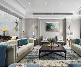 融合美式与现代的优雅轻奢美宅,600㎡16424587