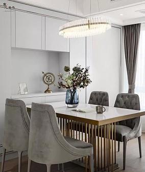 140㎡现代欧式风,更受年轻人喜欢!厨房2图欧式豪华设计图片赏析