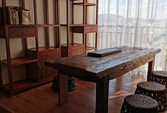 丽水景苑181平 东南亚 三居室