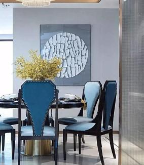 280㎡新中式,更是堪称完美!厨房中式现代设计图片赏析