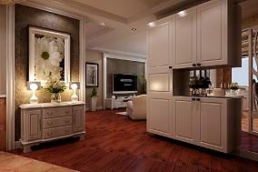 升龙城130平方装修方案玄关2图欧式豪华设计图片赏析