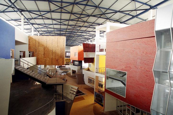 技術學院現場-工裝設計