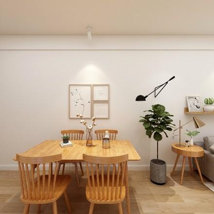 105平方,怦然心动的极简日式美学!厨房