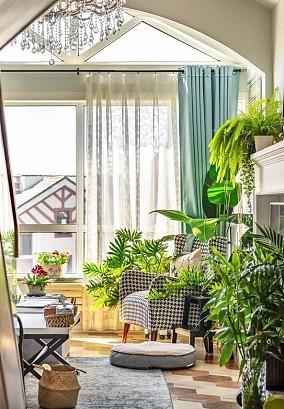 ★80㎡爆改4室2厅!客厅现代简约设计图片赏析