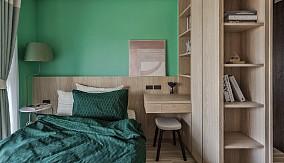 走进幽邃奢雅小酒馆质感公寓卧室欧式豪华设计图片赏析