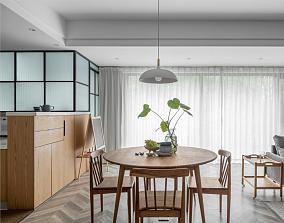 佩琪的新家,日式风格,118㎡厨房日式设计图片赏析