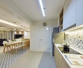 103质朴清新极简风格餐厅2图中式现代设计图片赏析
