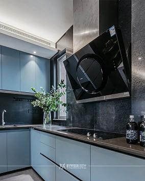 140平方loft,不一样的风格餐厅欧式豪华设计图片赏析