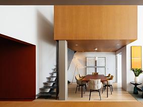 公寓改造巧置四个功能盒子厨房现代简约设计图片赏析