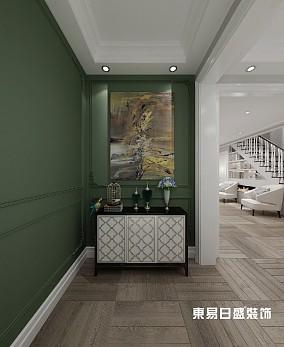 逸翠园4期325平米简美风格案例玄关其他设计图片赏析