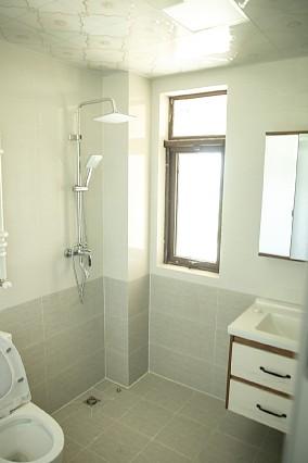 现代简约之美给您一个完美的家卫生间现代简约设计图片赏析