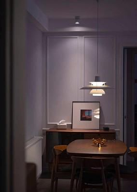 112平现代风,不断进化成完美的家厨房现代简约设计图片赏析
