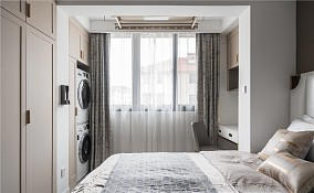 50平两居室现代轻奢风设计阳台1图其他设计图片赏析