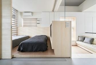 储物空间超多59㎡公寓