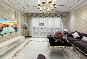 欧式风格 三室 案例