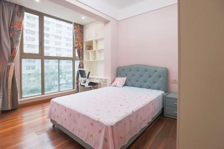 200平中式实景,脱俗的高级范~卧室