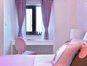 270㎡美式美丽心情卧室美式经典设计图片赏析