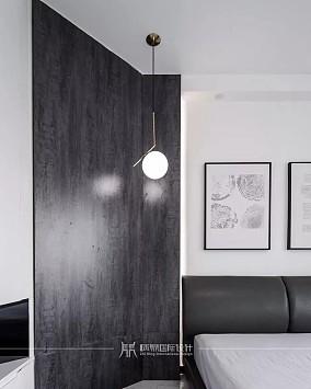 时尚优雅的黑白配,营造华丽端庄的生活空间卧室欧式豪华设计图片赏析