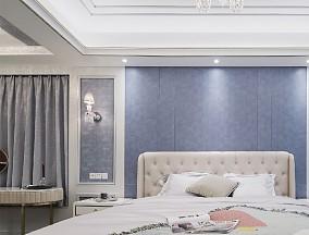 100㎡法式情调,满足对法式轻奢的想象卧室欧式豪华设计图片赏析