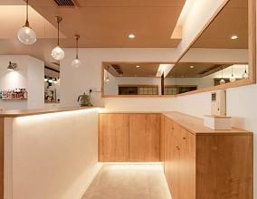 100㎡极简日式超级温馨舒适玄关1图日式设计图片赏析