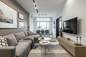 93㎡清新北欧住宅,简而不单的小生活17199935