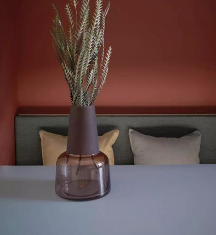 53平米现代极简风格设计简约精致客厅