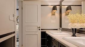 小而美的摩登生活,80平两房卫生间其他设计图片赏析