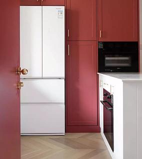 128平米现代风格设计ins风餐厅现代简约设计图片赏析