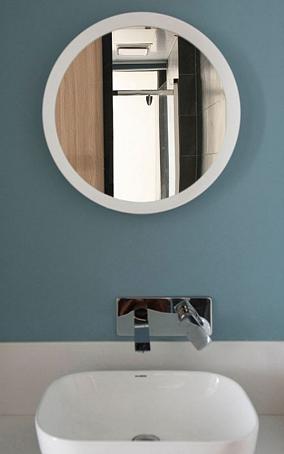 【宽度空间】日式风格89平三房卫生间日式设计图片赏析