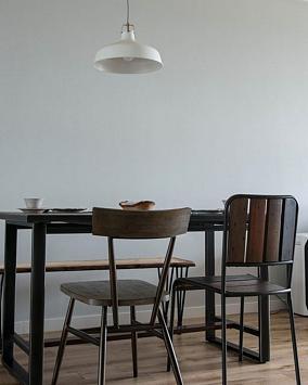 【宽度空间】日式风格89平三房厨房日式设计图片赏析