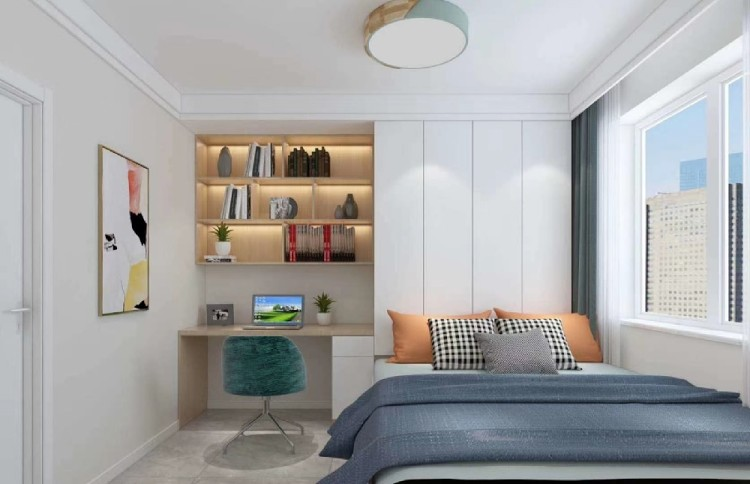 小平米居室的简约风格
