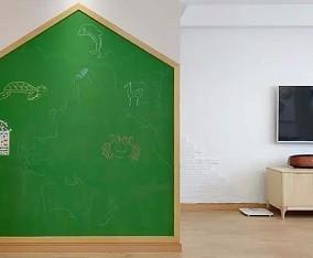 75平两房日式风格,舒适的家厨房日式设计图片赏析