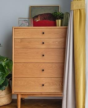 88平米北欧风格设计舒适温馨卧室北欧极简设计图片赏析