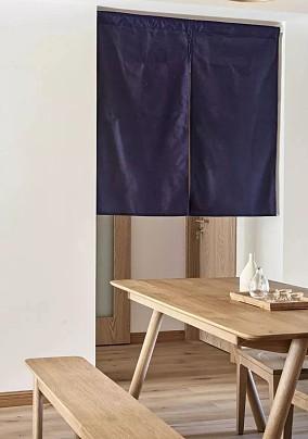 120平米日式风格设计自然清新厨房日式设计图片赏析