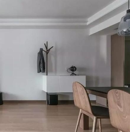 88平米日式风格设计玄关1图