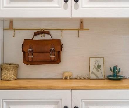 88平米北欧风格设计舒适温馨玄关
