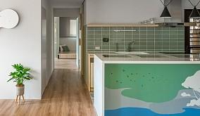 231㎡透亮景观退休宅,中式别墅餐厅3图中式现代设计图片赏析