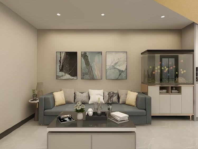 二层复式loft简约设计