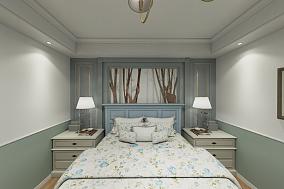 122m²简美风格雅居,超有格调优雅风17321577