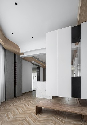 二手房改造自由生长的家功能区其他设计图片赏析