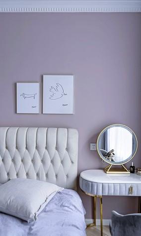 精致小家品质感的生活模式卧室现代简约设计图片赏析