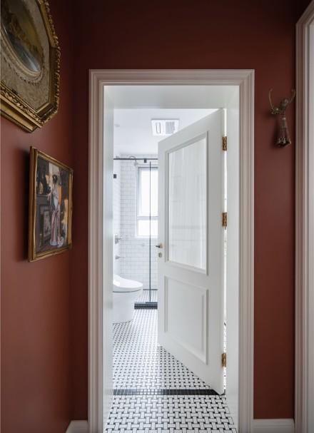 150平米法式风格,高端大气的家!卫生间